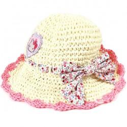 Hello Kitty Paper Straw Hat: Heart