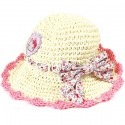 Hello Kitty Paper Straw Hat: Heart