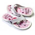 Hello Kitty Flip Flops Jandals White