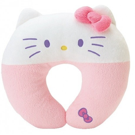 coussin avion hello kitty