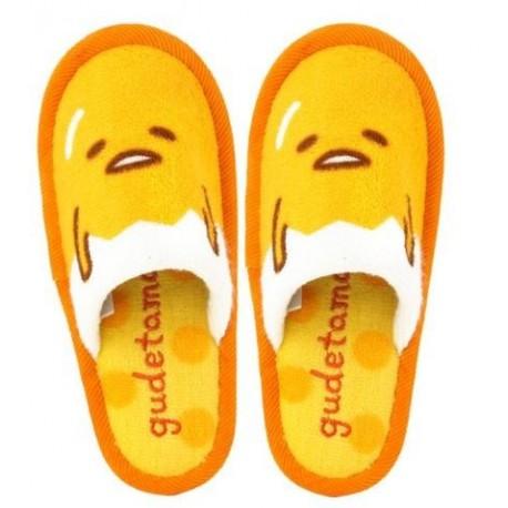 9408842891f Gudetama Adult Slippers 26cm - The Kitty Shop