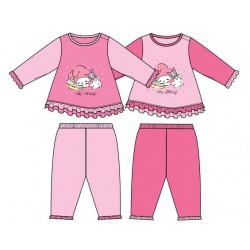 My Melody Baby Girl Pyjamas Pink 0-24Month