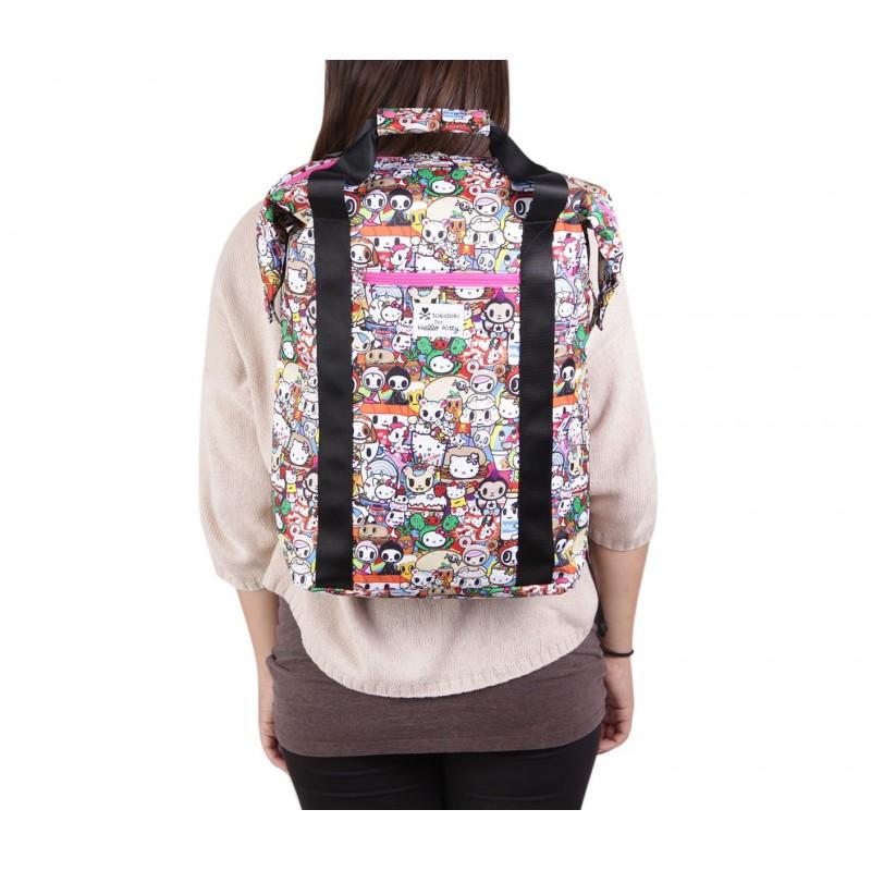 Tokidoki Hello Kitty Umbrella: Hello Kitty Backpack: Tokidoki