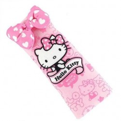 Hello Kitty Seat Belt Pillow Car