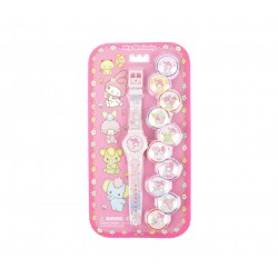 My Melody Interchangable Kids Digital Watch: Forest