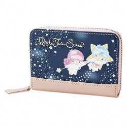 Little Twin Stars Coin Purse: Genuine Leather