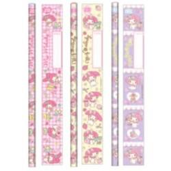 My Melody 3Pcs Pencil Set: 2B Ballet