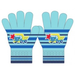 The Round About Stretch Gloves: