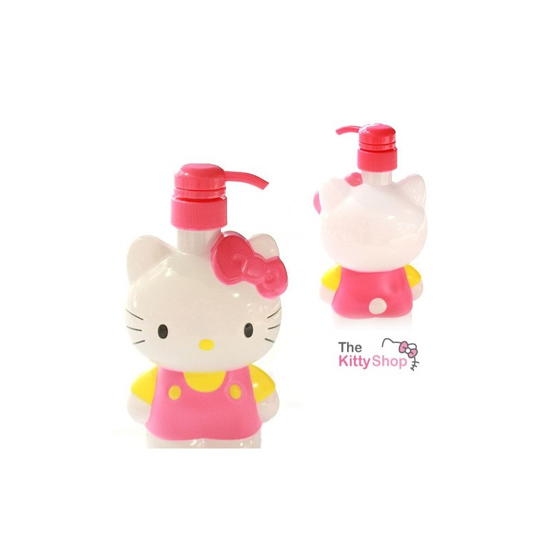 ... Hello Kitty Pump Container (Pink)
