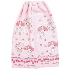 My Melody Snap Towel: 80 Cherry