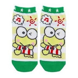 Keroppi Socks: Adult Note