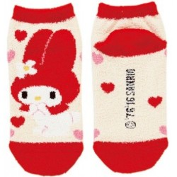 My Melody Socks: Adult Red