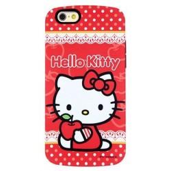 Hello Kitty Galaxy S4 Case Dot Apple