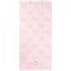 Hello Kitty Hand Towel: Pink