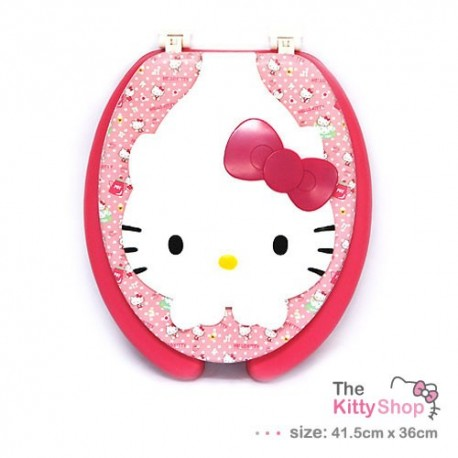 Hello Kitty Kids Amp Adults Toilet Seat Cover Cafe U Type