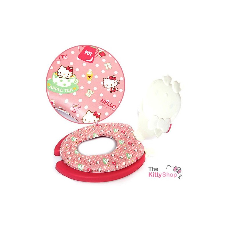 hello kitty kids  u0026 adults toilet seat cover  cafe