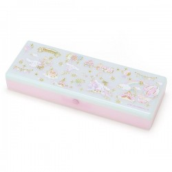 Cinnamoroll Plastic Pencil Case: Circus