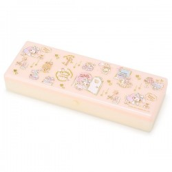My Melody Plastic Pencil Case: Room