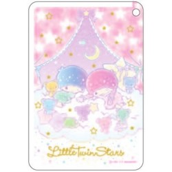 Little Twin Stars Cute ID Card Case: Wink