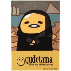 Gudetama Magnet: Mona Lisa