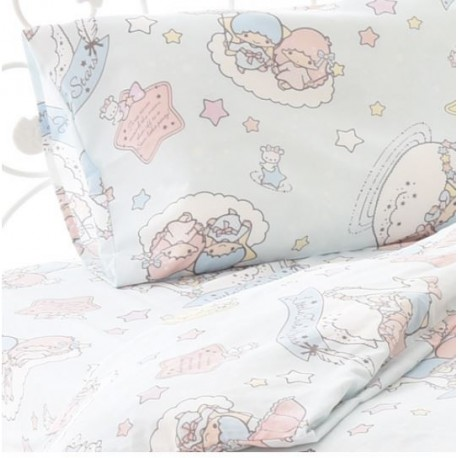 Little Twin Stars Bedding Set