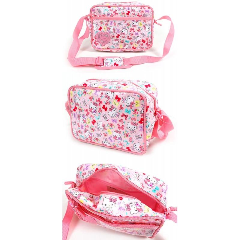 Hello Kitty Shoulder Bag  S.Flwr - The Kitty Shop 6a0e0b7789b2d