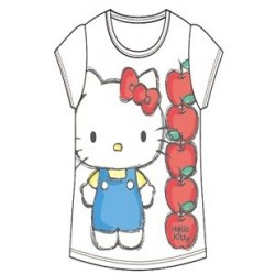 Hello Kitty Adult T-Shirt:Standing