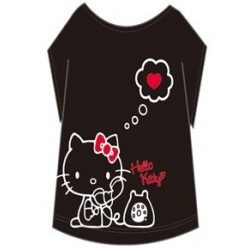 Hello Kitty Adult T-Shirt:Telephone