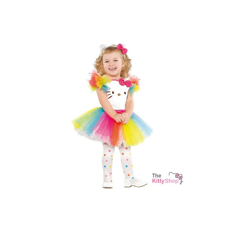 3cfbe045d Hello Kitty Baby Tutu Costume - The Kitty Shop