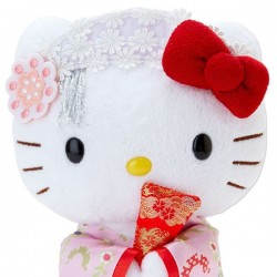 Hello Kitty Plush: Small Kabuki