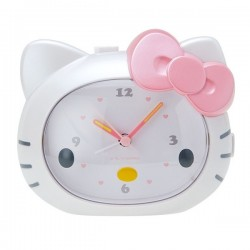 Hello Kitty Talking Alarm Clock: Face