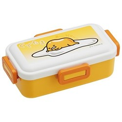 Gudetama 4 Lock Lunch Box