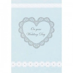 Sanrio Greeting Card: Wedding Day (Cake)