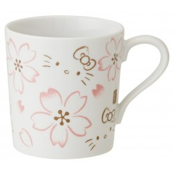 Hello Kitty Mug Handwriting
