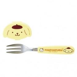 Pompompurin Fork w/ diecut case