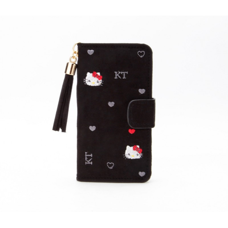 86850f335 Hello Kitty iPhone 6S Case: Embroidered - The Kitty Shop