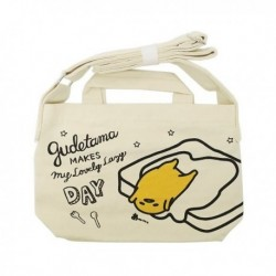 Gudetama Shoulder Tote Small