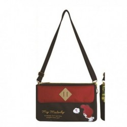 My Melody Shoulder Bag Red
