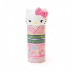 Hello Kitty Stainless Bottle: Pink Kimono