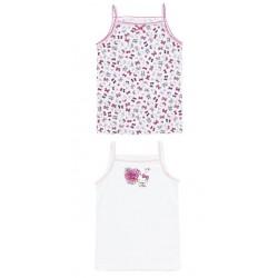 Hello Kitty 2 Pcs Camisoles: 100 Dot