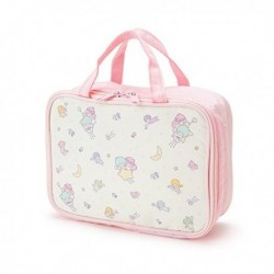 Little Twin Stars Make Up Pouch: Ivory