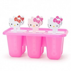 Hello Kitty Ice Candy Mold:
