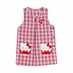 Hello Kitty Tank Top Apron: Check