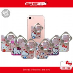 Hello Kitty Mobile Holder: Face