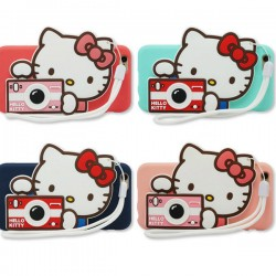 Hello Kitty iPhone7 Plus Cover: Pink Camera