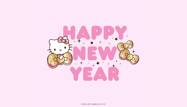 Happy New Year from Sanrio NZ
