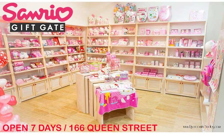 Sanrio Gift Gate Auckland