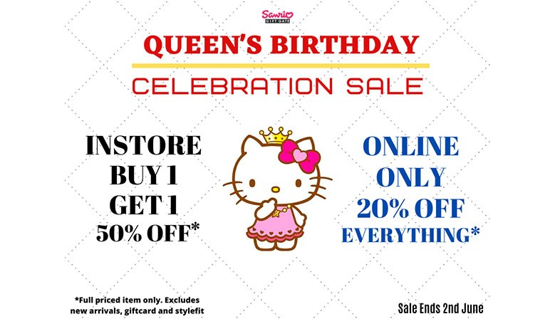 20% OFF Everything