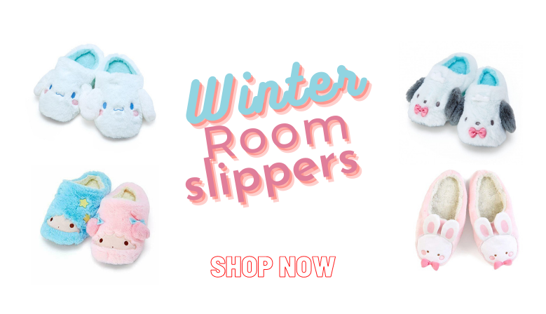 New Winter Room Slippers Just Dropped!